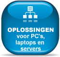 BEVEILIGINGSOPLOSSINGEN VOOR PC'S, LAPTOPS EN SERVERS